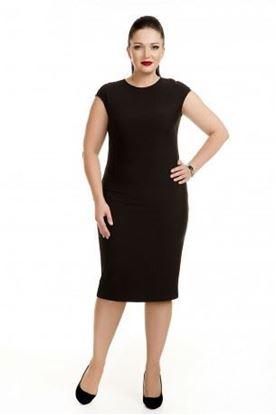 Изображение Платье 2871 черное