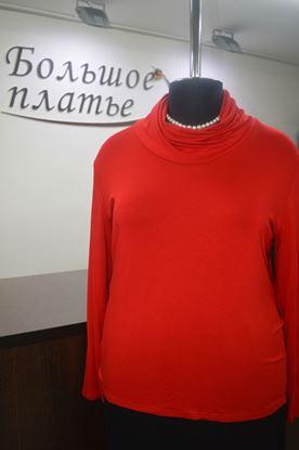 Изображение Водолазка Круиз-2 красная