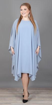 Изображение Платье 363-3 серый