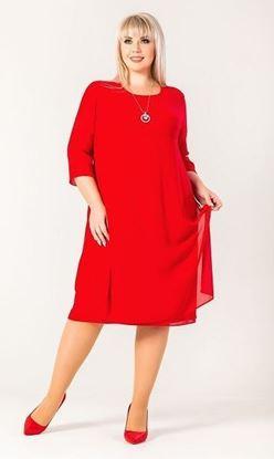 Изображение 18554 Платье, красный, 144