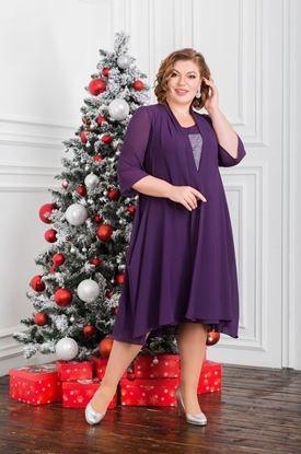 Изображение 132059 Платье,фиолетовый