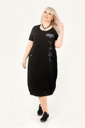 Изображение Платье 171862 черный