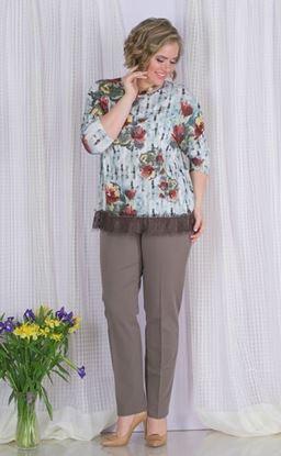 Изображение Брюки 10-252 весна, лето,осень, костюмное лето