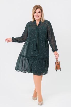 Изображение Платье 172125 зеленый